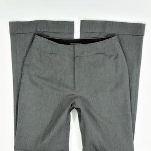 Banana Republic Wide Leg Cuffed Pants Stretch 6
